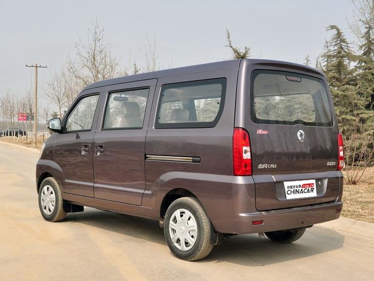 俊风CV03 2012款 1.3L舒适型DFXC13-40车身外观图片