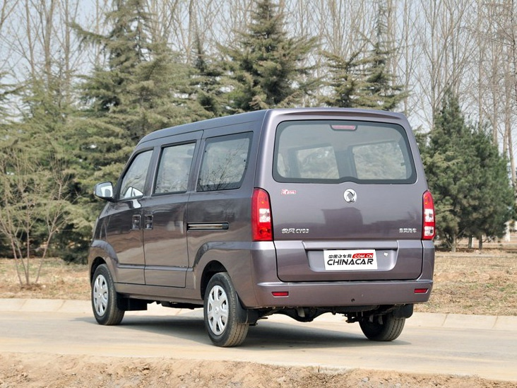 俊风CV03 2012款 1.3L舒适型DFXC13-40图片6