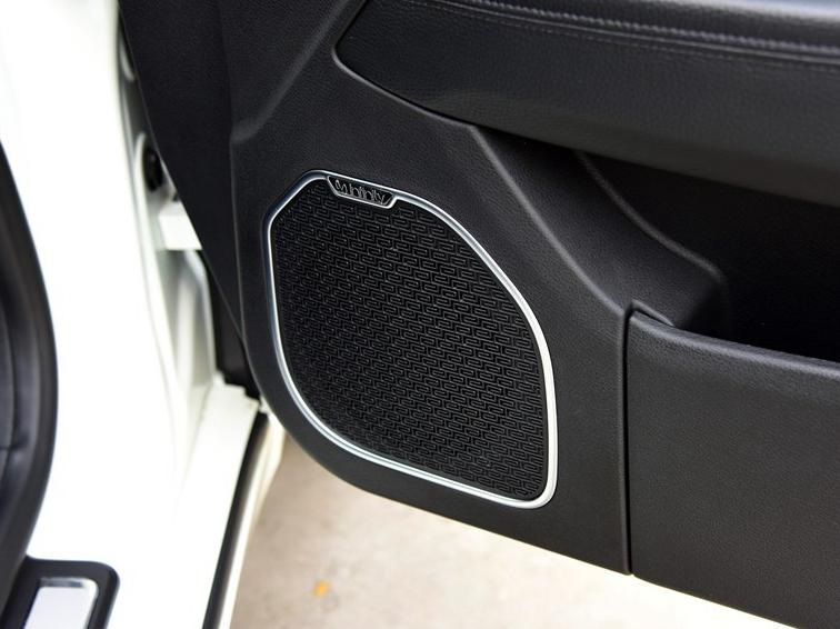 博瑞 2015款 1.8T 尊贵型车厢座椅图片