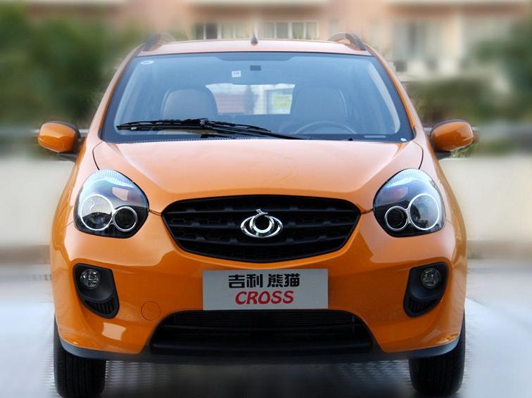熊猫 2014款 CROSS 1.3L 手动进取型图片9