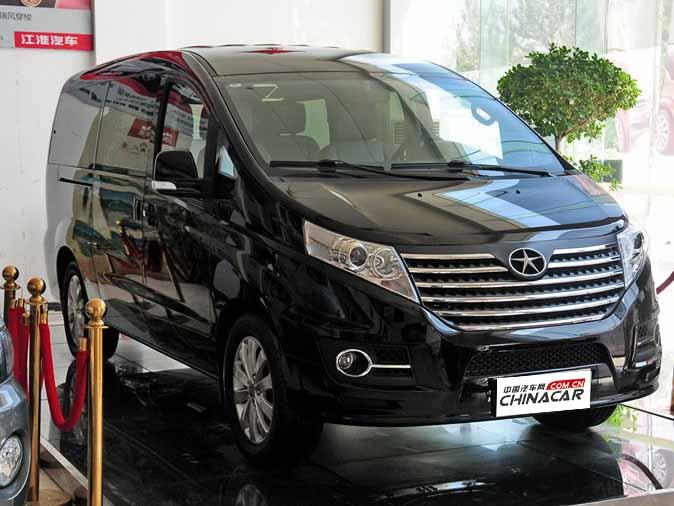 瑞风M5 2013款 2.0T 汽油手动商务版