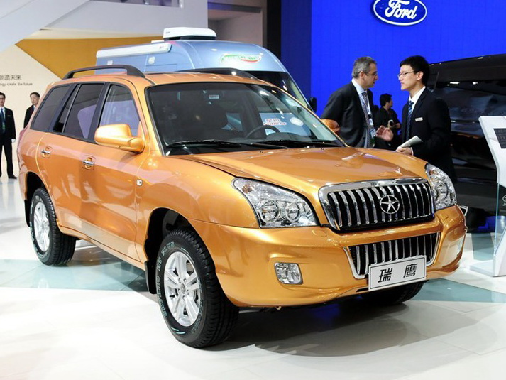 瑞鹰 2012款 1.9CTI 两驱柴油经典版