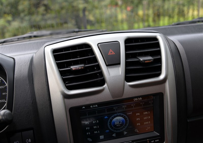 宝典 2015款 2.9T两驱柴油豪华款PLUS图片10