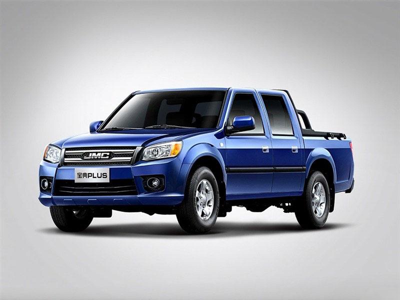 宝典 2015款 2.9T两驱柴油舒适款PLUS