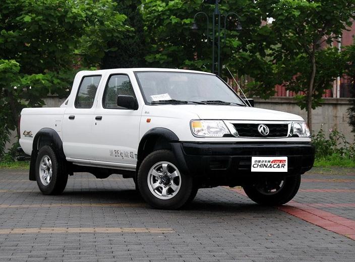 锐骐皮卡 2013款 2.2t柴油四驱标准型zd22te