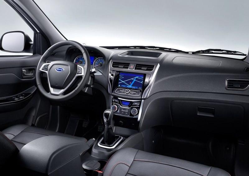 开瑞K50 2016款 K50S 1.5L 手动标准型图片3