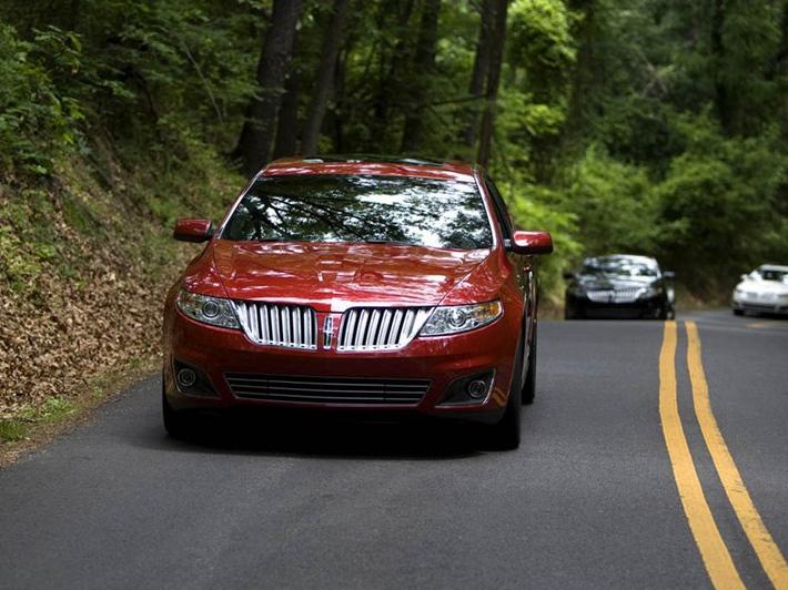 林肯轿车 图片 产品 公告 报价图片