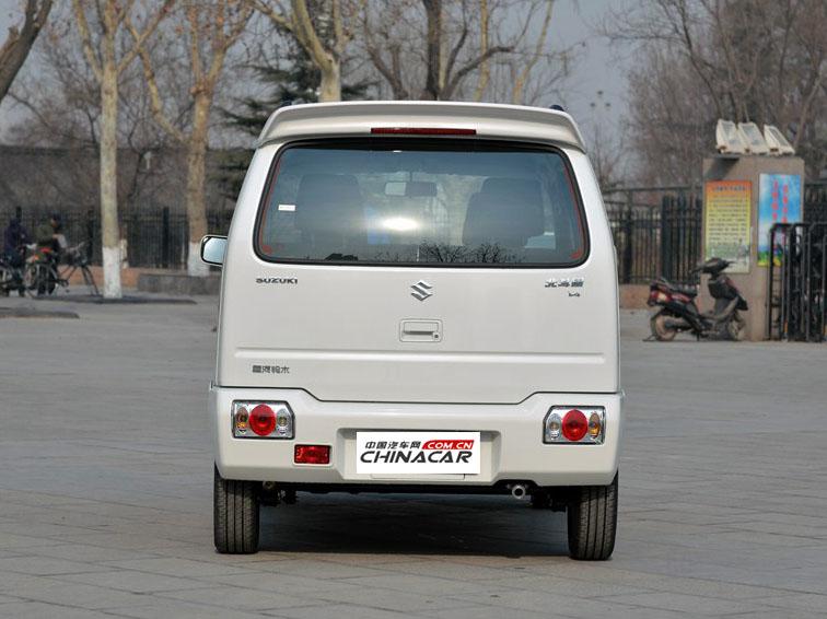 中国汽车网 轿车 昌河铃木 北斗星 北斗星 2015款 1.
