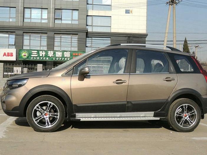 中国汽车网 轿车 东风风行 景逸x5 综述