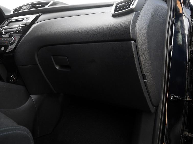 奇骏 2014款 2.0L 手动时尚版 2WD中控方向盘图片