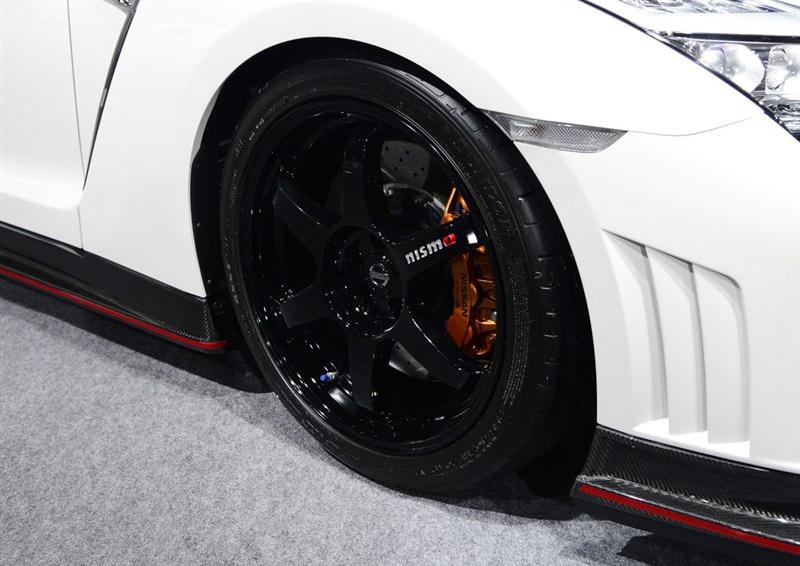 日产GT-R 2015款 3.8T Nismo网友改装图片