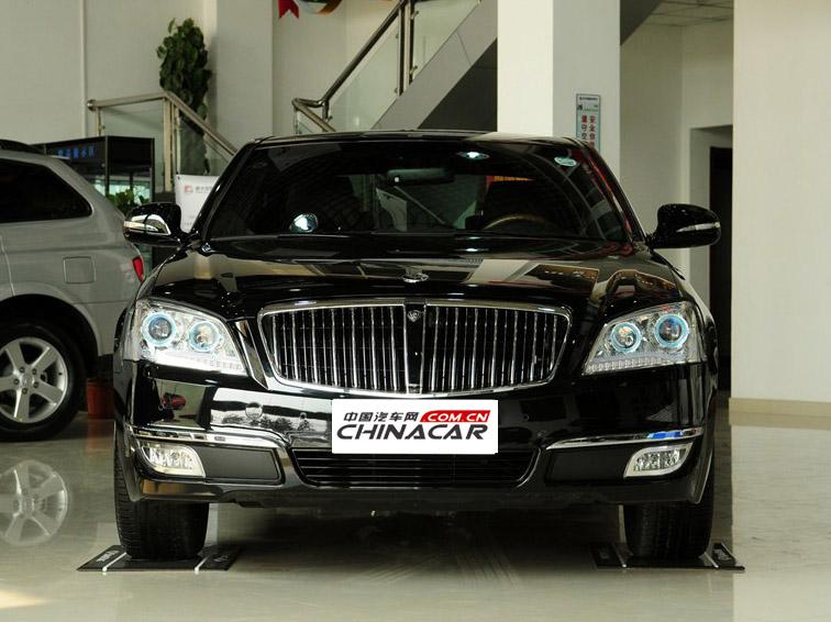 主席 2012款 3.6 CW700L加长版车身外观图片