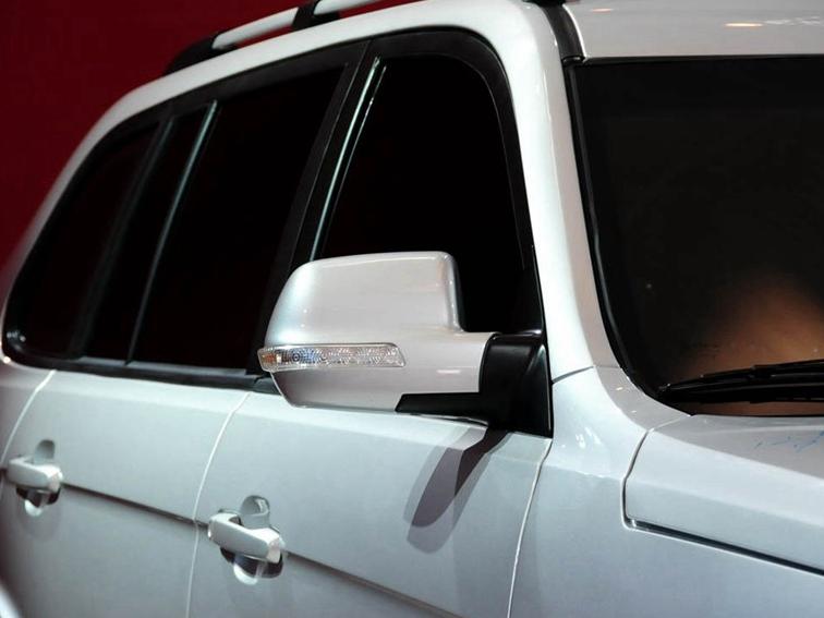 域胜007 2011款 2.4L 四驱精英豪华版图片8
