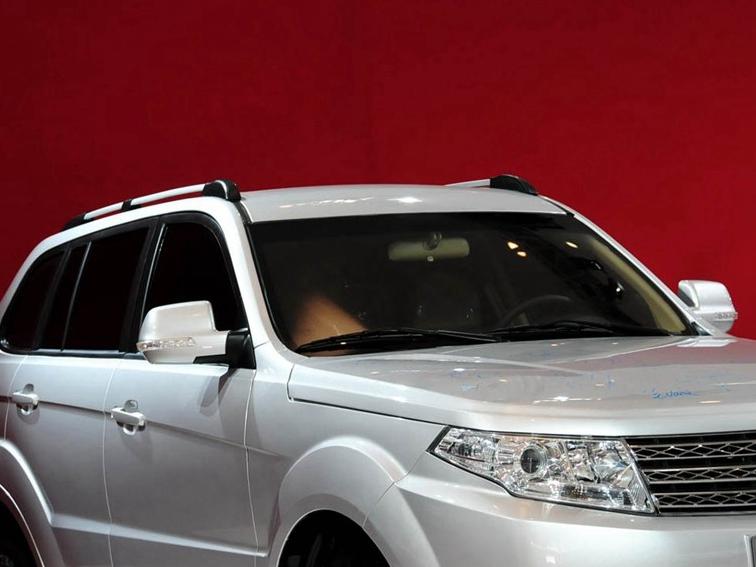 域胜007 2011款 2.4L 四驱精英豪华版图片7