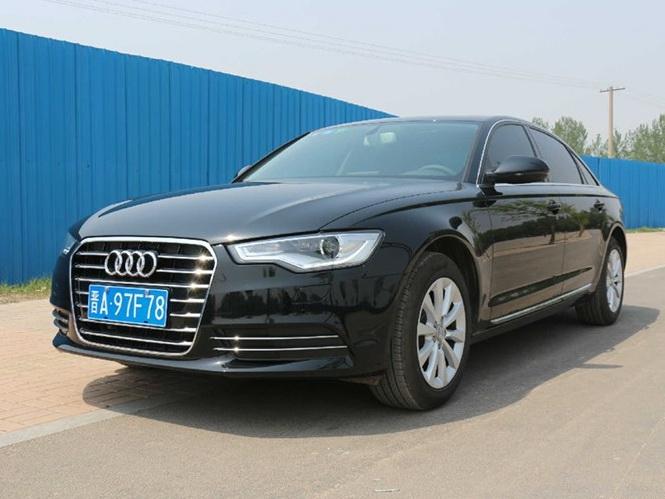 奥迪A6L 2012款 30 FSI 舒适型车身外观图片