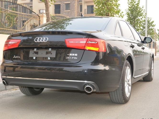 奥迪A6L 2012款 30 FSI 舒适型图片5