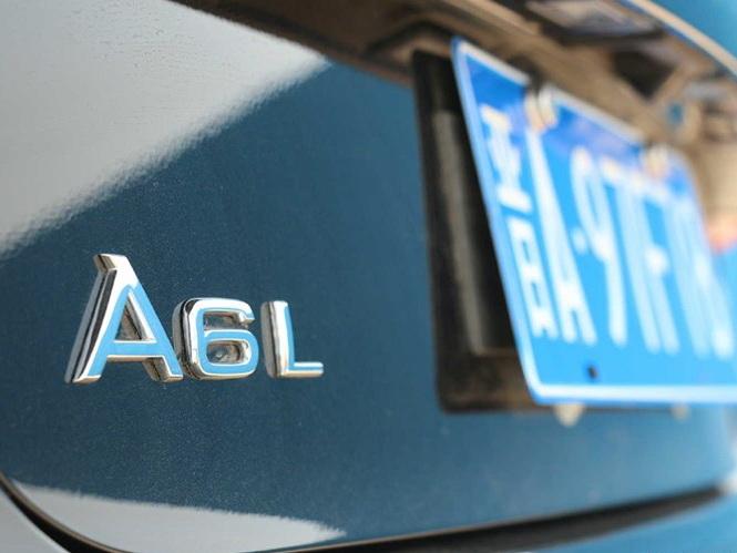 奥迪A6L 2012款 30 FSI 舒适型网友实拍图片