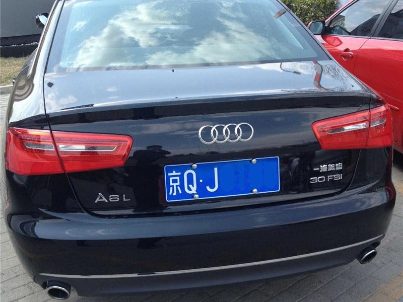 奥迪A6L 2012款 30 FSI 技术型图片