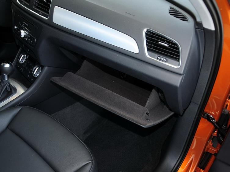 奥迪Q3 2013款 35 TFSI 舒适型中控方向盘图片