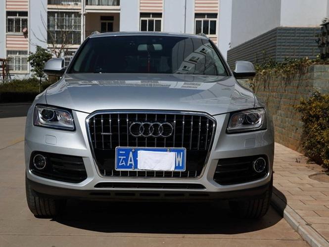 奥迪Q5 2013款 35 TFSI 标准型车身外观图片