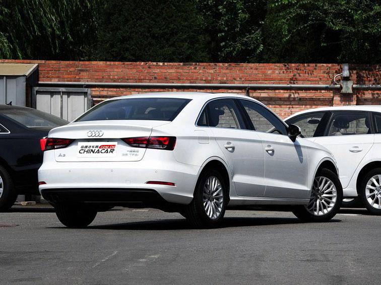 奥迪A3 2014款 Limousine 35 TFSI 时尚型图片7