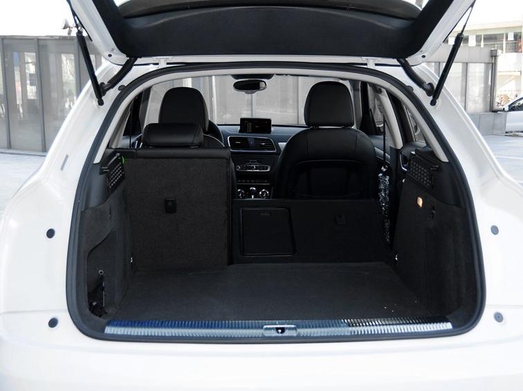 奥迪Q3 2015款 35 TFSI quattro 豪华型车厢座椅图片