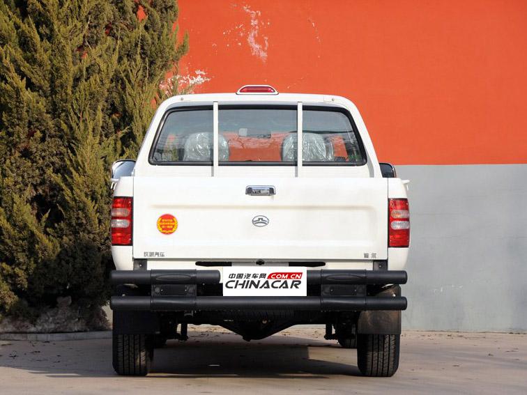 金迪�� 2008款 2.2L豪�A型小�p排�D片