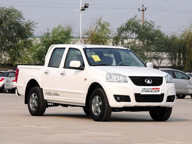 风骏5 2011款 2.8T商务版 精英型风骏5长城轿车 轿车