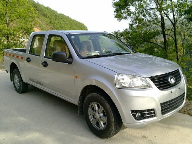 风骏5 2011款 2.8T商务版 豪华型大双排车身外观图片 轿车图片 轿车