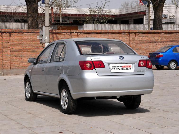 威志 2011款 三厢 1.5L 手动舒适型图片10