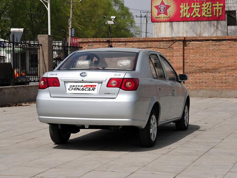 威志 2011款 三厢 1.5L 手动舒适型图片9