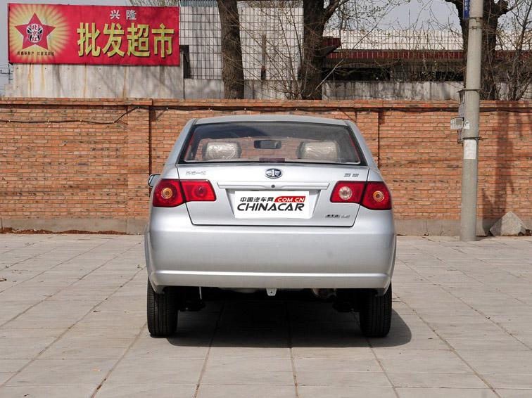 威志 2011款 三厢 1.5L 手动舒适型图片8
