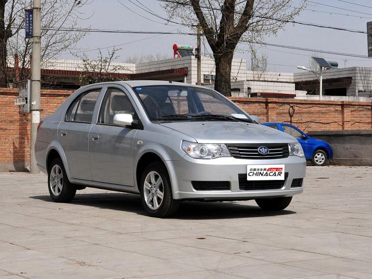 威志 2011款 三厢 1.5L 手动舒适型图片5