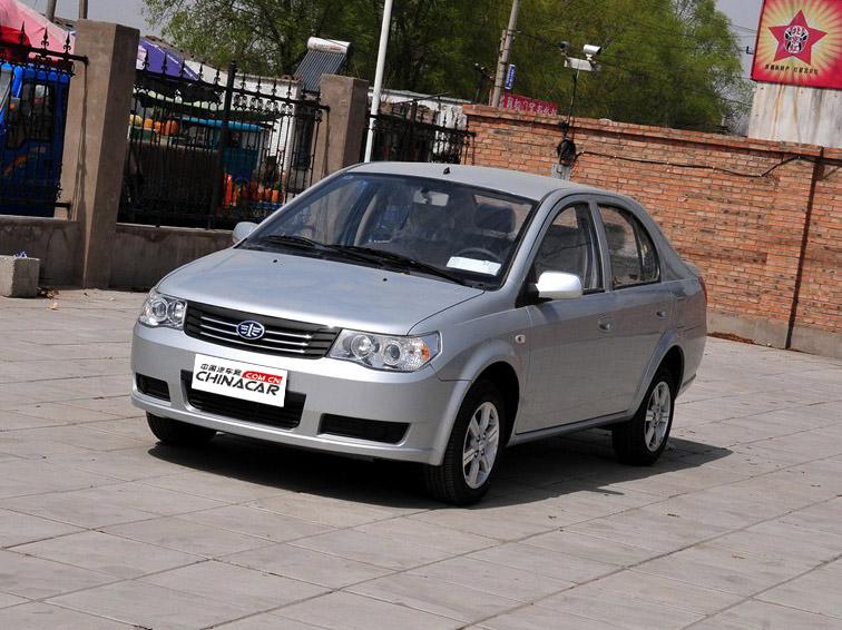 威志 2011款 三厢 1.5L 手动舒适型图片3