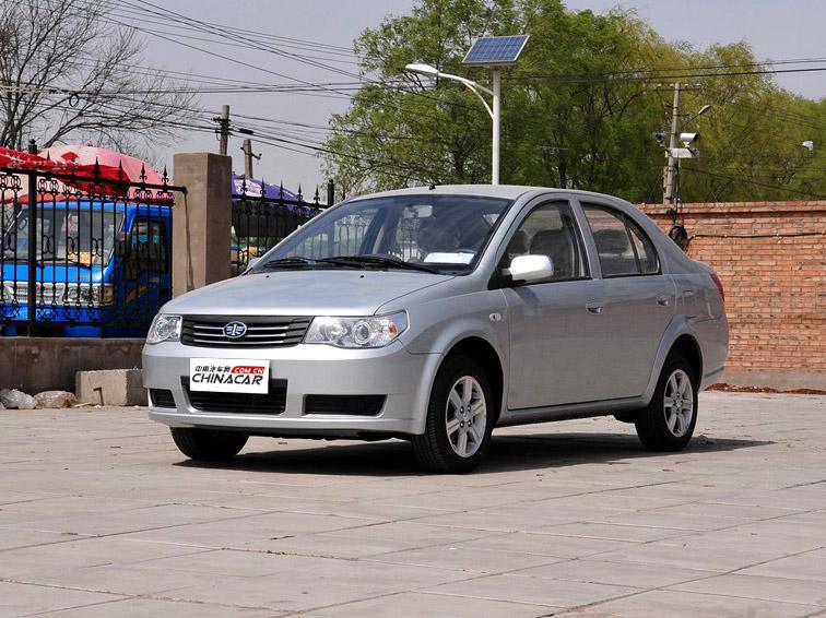 威志 2011款 三厢 1.5L 手动舒适型图片