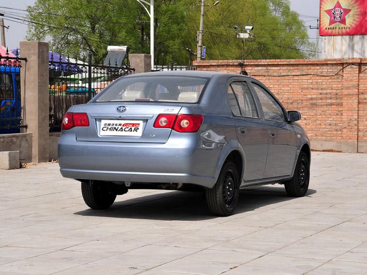 威志 2011款 三厢 1.5L 手动标准型图片9
