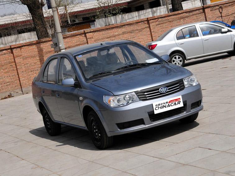 威志 2011款 三厢 1.5L 手动标准型图片6