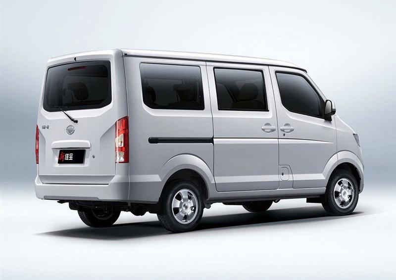 佳宝V75 2015款 1.0L舒适型DAM10AR