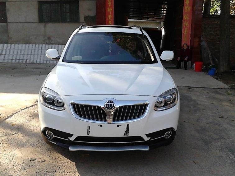 中华V5 2012款 1.5T 自动两驱豪华型图片10