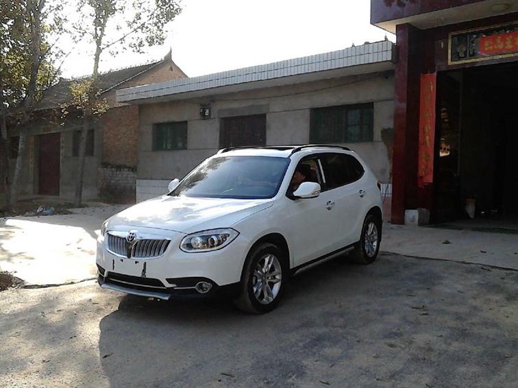 中华V5 2012款 1.5T 自动两驱豪华型图片8