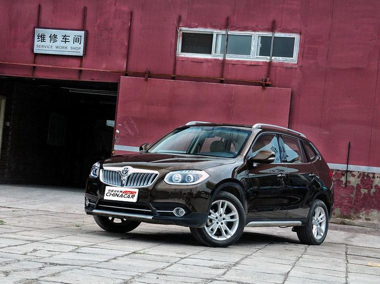 中华V5 2012款 1.5T 手动两驱豪华型图片7