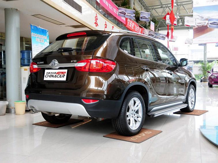 中华V5 2012款 1.6L 自动尊贵型图片5