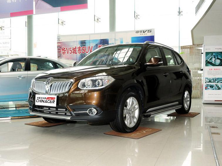 中华V5 2012款 1.6L 自动尊贵型图片3