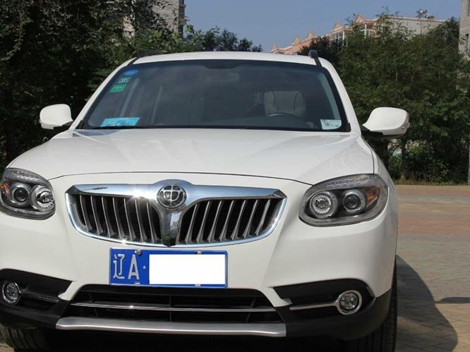 中华V5 2012款 1.5T 自动两驱运动型图片5