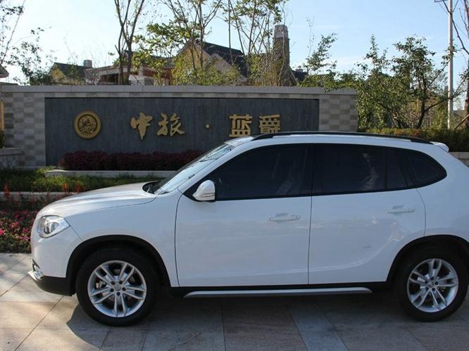 中华V5 2012款 1.5T 自动两驱运动型图片4