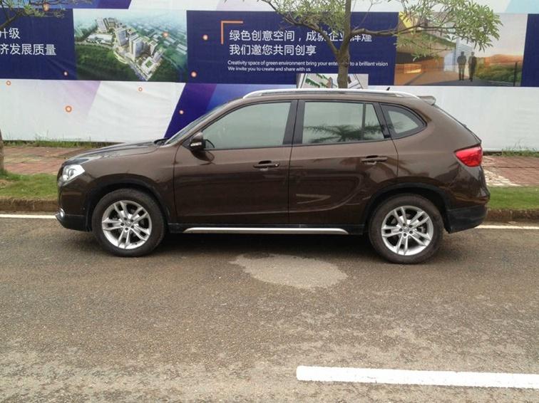 中华V5 2012款 1.5T 自动两驱运动型图片10