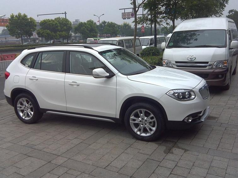中华V5 2012款 1.6L 自动豪华型图片9