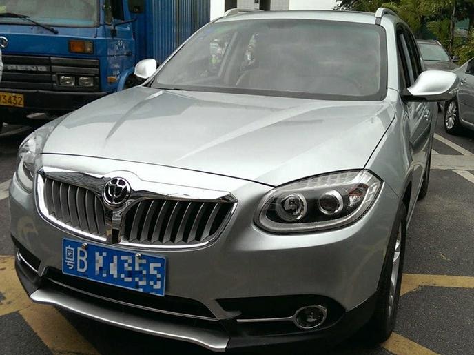 中华V5 2012款 1.6L 自动豪华型图片6