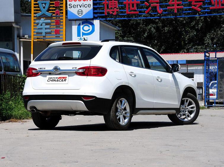 中华V5 2012款 1.6L 手动豪华型图片