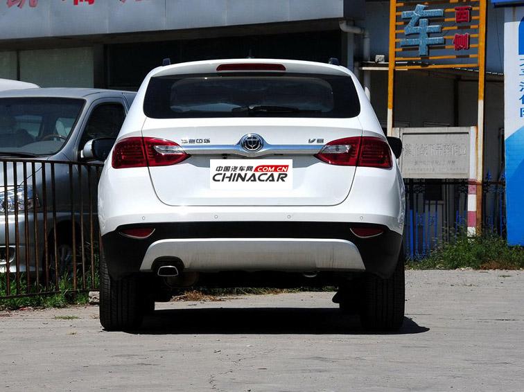 中华V5 2012款 1.6L 手动豪华型图片8